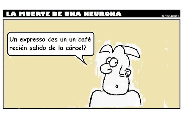 cafe carcel