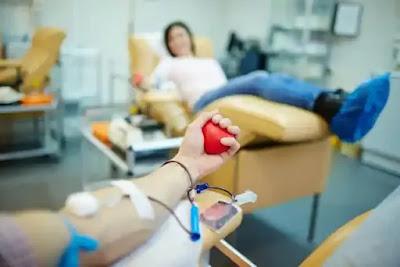تفسير حلم التبرع بالدم في المنام