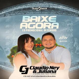 Claudio Ney e Juliana - Promocional de Dezembro - 2020
