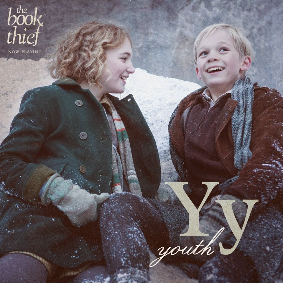 the book thief letters y youth