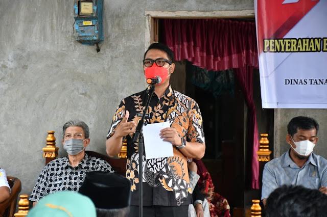 Genjot Pembangunan Jalan Tani, Cara Pemkab Sinjai tingkatkan Kesejahteraan Petani