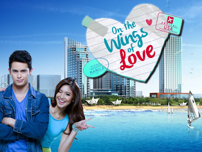 Daftar Nama Pemain On The Wings Of Love MNCTV - Drama Filipina