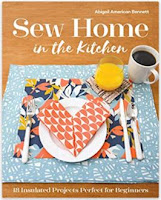 sewing book for the home