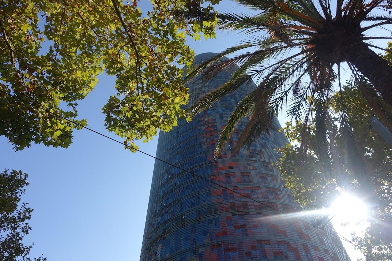 トーレ・アグバール(Torre Agbar)