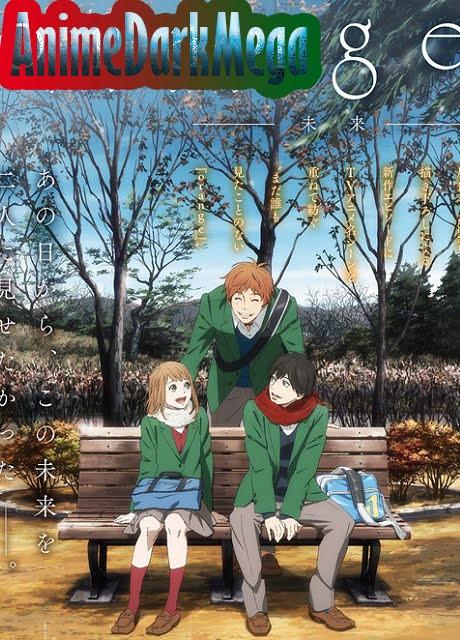 [AnimeDarkMega] Descargar Orange Mirai: The Movie [01/01] por Mega