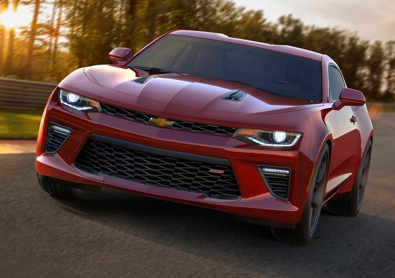 the motoring world: usa - the 6th generation camaro zl1 becomes a