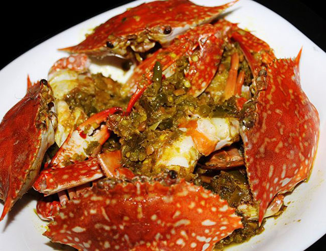 Live Seafood Cabe Ijo
