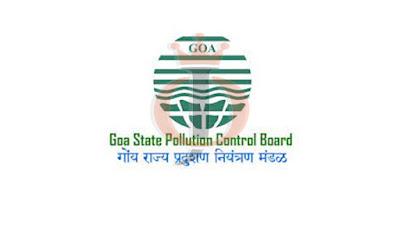 Goa State Pollution Control Board Recruitment