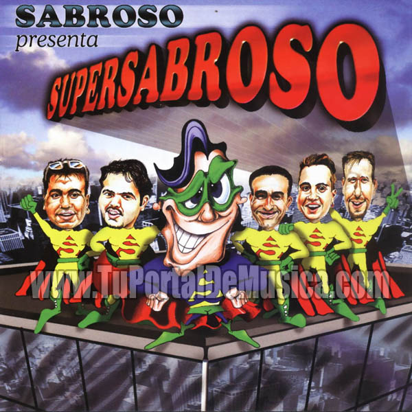 Sabroso - Supersabroso (2003)
