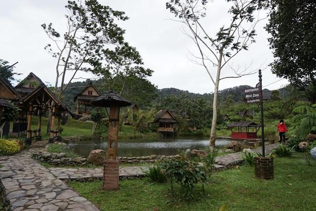Kampung Budaya The Paseban