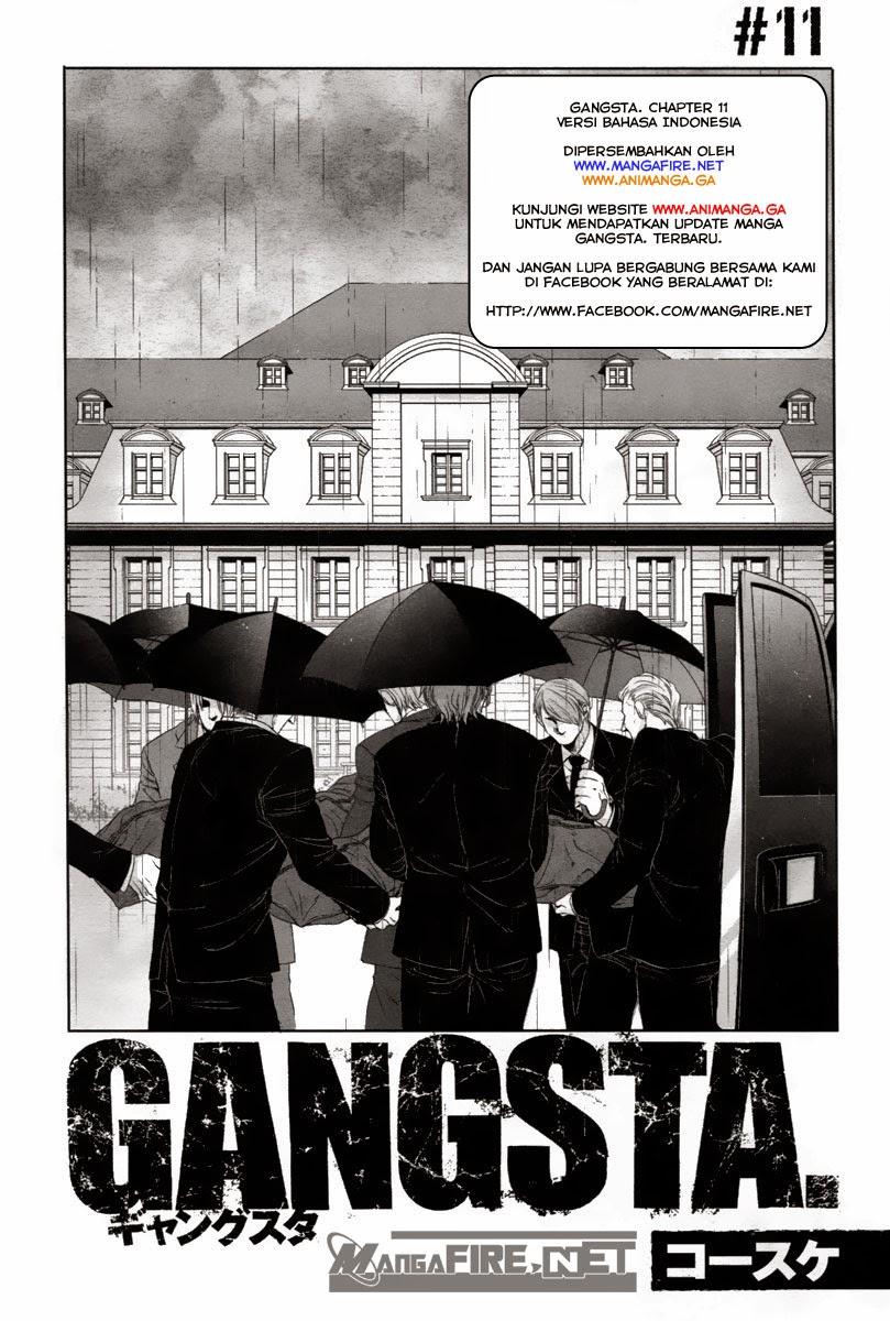 Gangsta Chapter 11-3