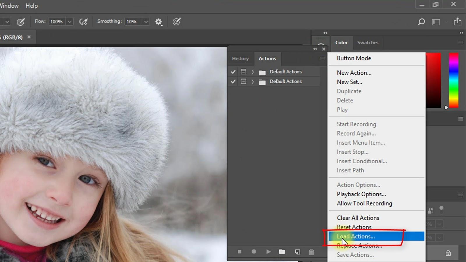 1-Click Automatic Realistic SNOW EFFECT Screenshot 5