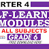 4th Quarter Self-Learning Modules Grade 6 All Subjects