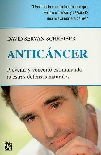Libro anticancer david servan schreiber