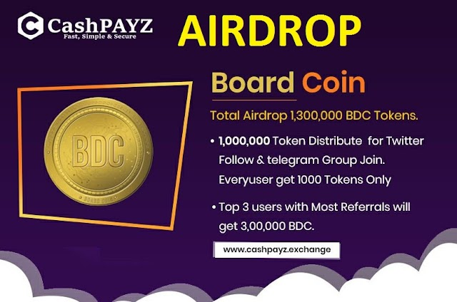 Board Coin Airdrop