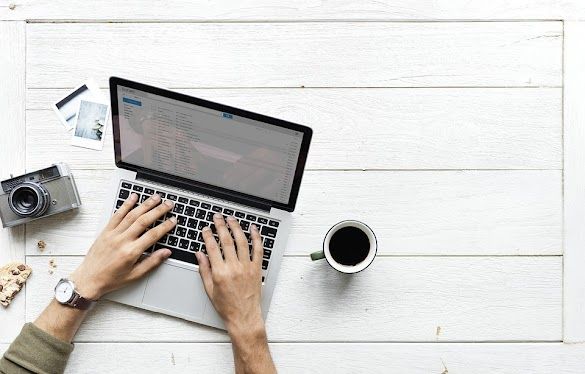 Menikmati Jadi Blogger