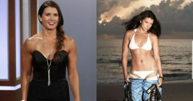 20 Hot Pictures Of Danica Patrick Are Like Heaven Slice On Earth