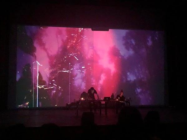 Una noche dedicada al arte tecnológico experimental