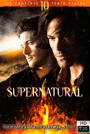 Supernatural Temporada 10 [720p] [Latino-Ingles] [MEGA]