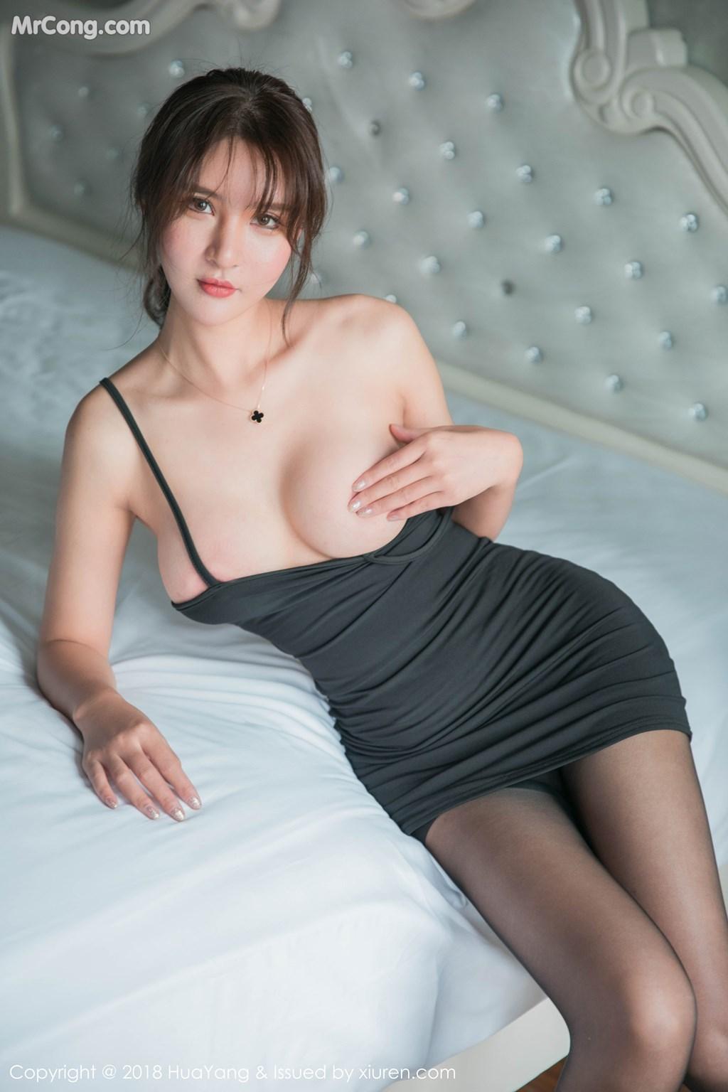 Image HuaYang-2018-11-14-Vol.095-SOLO-MrCong.com-012 in post HuaYang 2018-11-14 Vol.095: Người mẫu SOLO-尹菲 (46 ảnh)