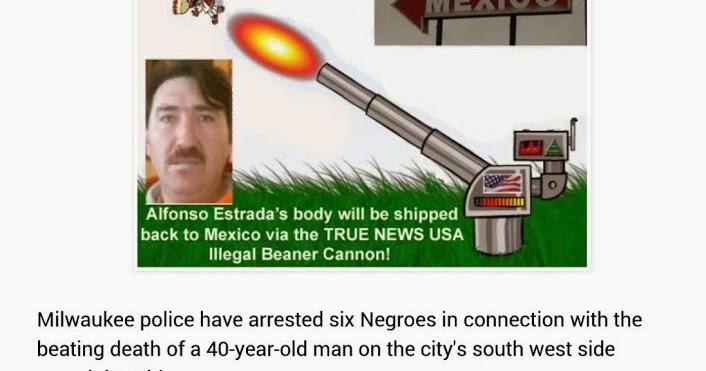 True News Usa >> Hispanic News Network U S A True News Usa A Known Racist