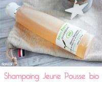 shampoing  jeune pousse bio