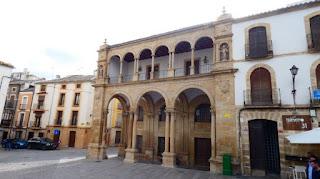 Úbeda, Antiguas Casas Consistoriales.