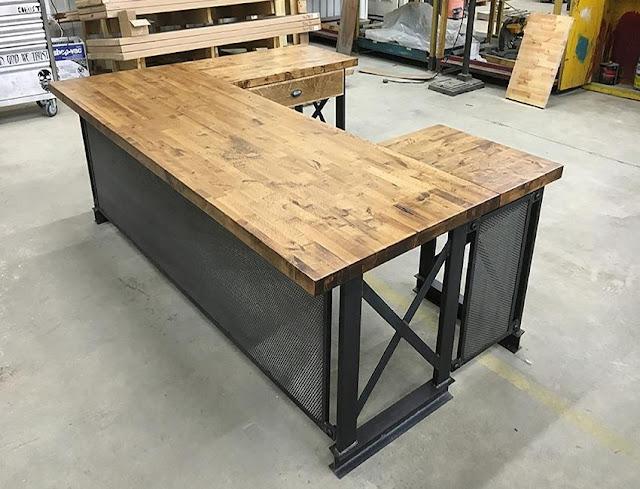 best buy industrial office furniture desk for sale online