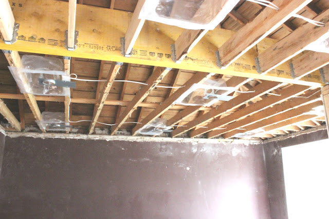 Oakville Load Bearing Wall Removal
