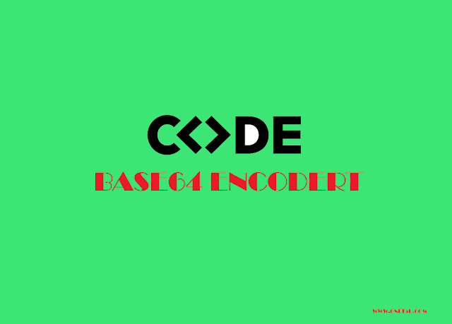 Cara Membuat Tool Encoder Base64 Di Blogger