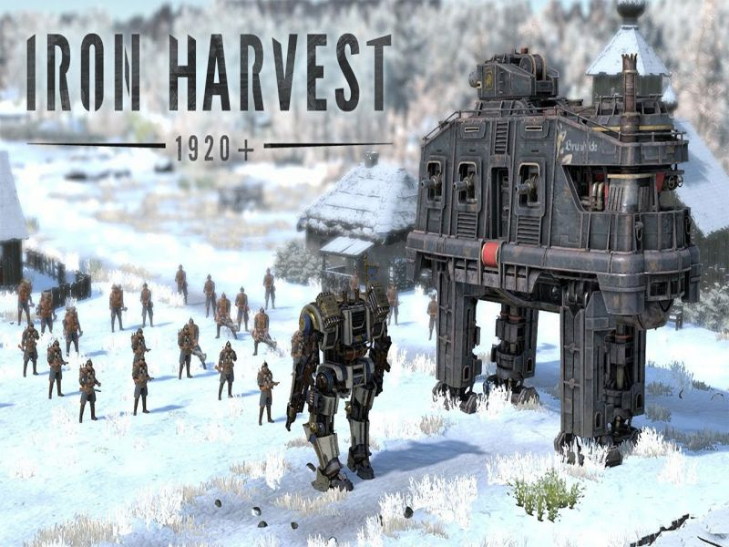 Iron Harvest Deluxe Edition PC Game Free Download
