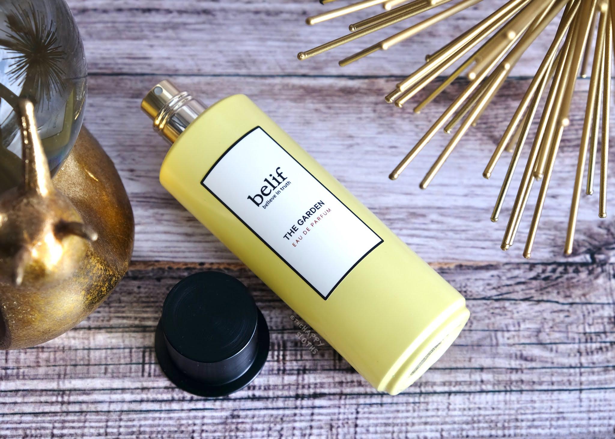 Belif   The Garden Eau de Parfum: Review