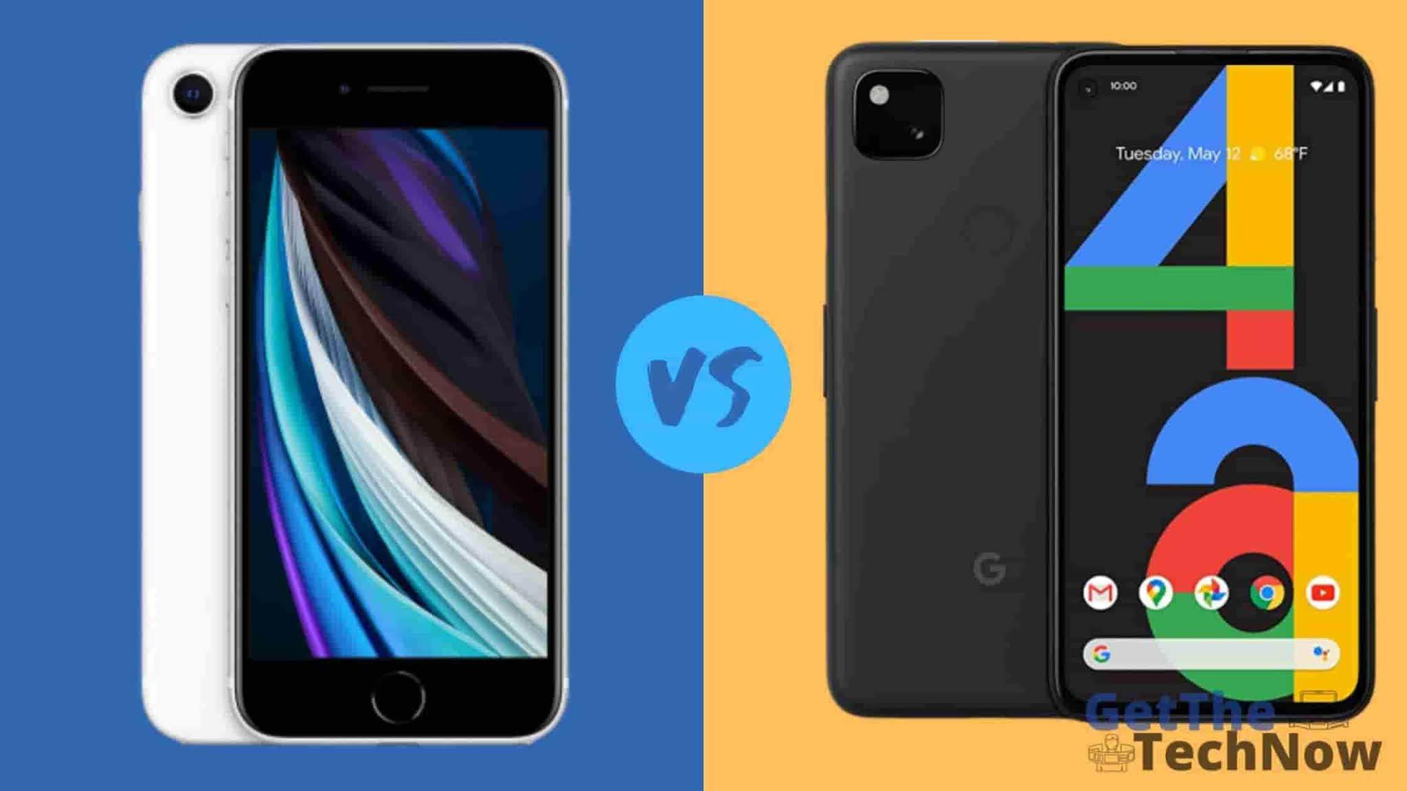 Compering Specs of Pixel 4a vs. iPhone SE 2 | Which is the best pick