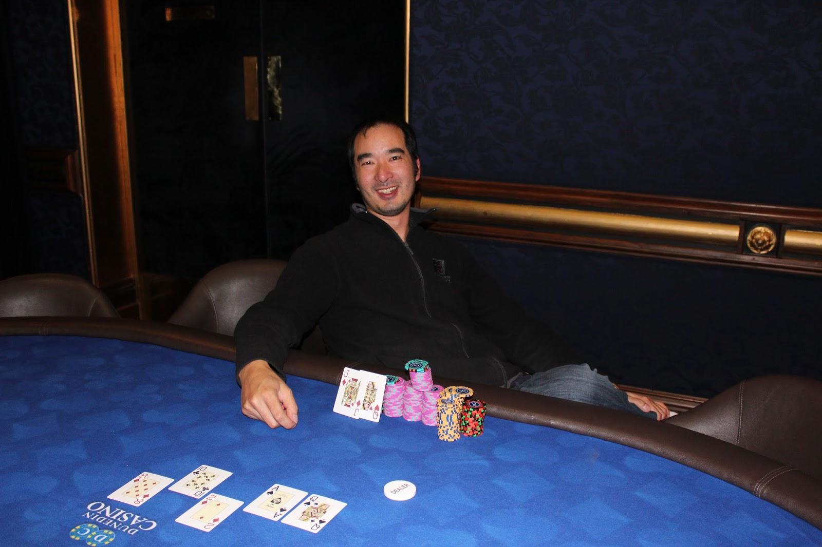 Dunedin Casino Poker Classic Chris Shum $ugar $hum $2000 holdem tournament