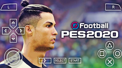 Savedata PES 2020 PPSSPP Update America And Europe 2020