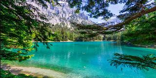 "GRÜNER SEE ""AKA GREEN LAKE"" AUSTRIA"