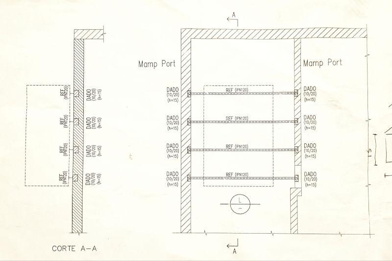 Construcción pileta en techo