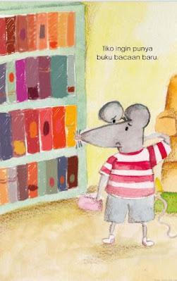 Review Buku Anak Tiko Bilang Tolong Penulis Watiek Ideo