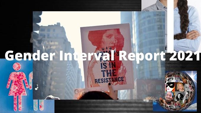 Gender Interval Report 2021