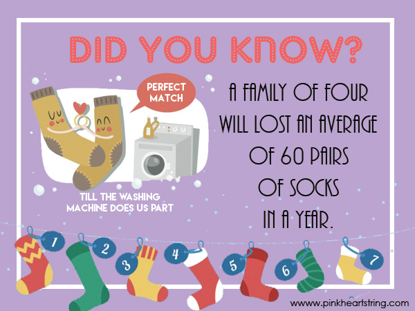 Things You Didn't Know About Socks