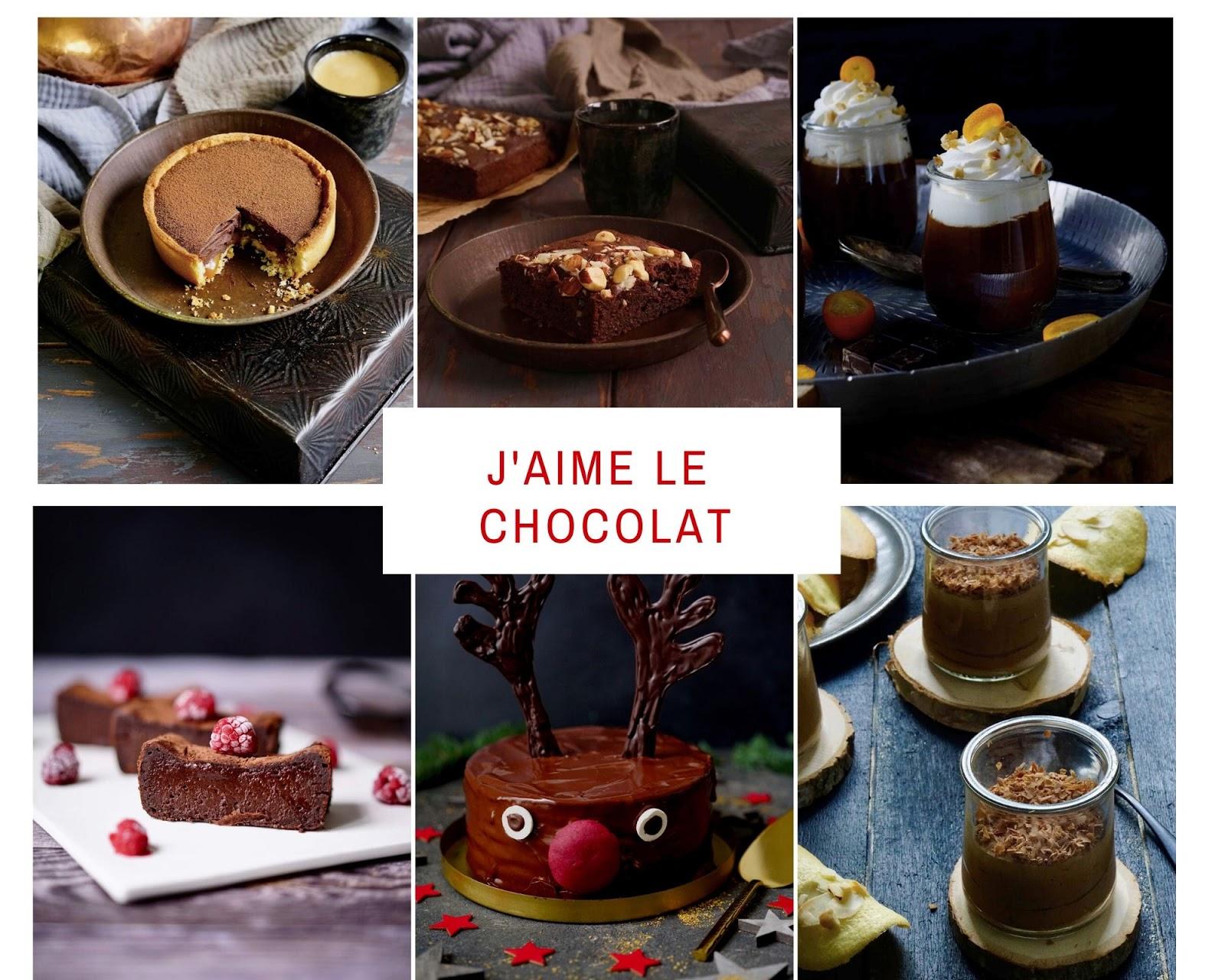 desserts au chocolat , gâteau chocolat , tarte chocolat