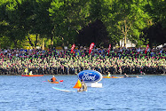 Ironman CDA Swim Start