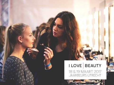 Inslaan op het I Love Beauty Event!