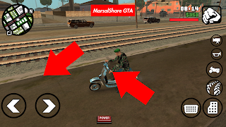 Driving Without Weapon GTA SA Android