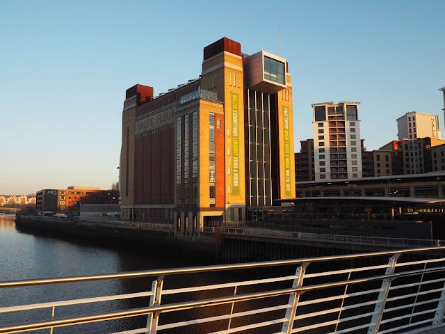 Things to do on Newcastle Quayside- baltic gallery