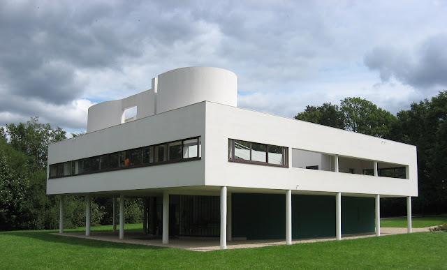 architettura-villa-Savoye-Le-Corbusier