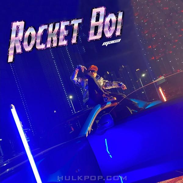 Mac9 – Rocket Boi – Single
