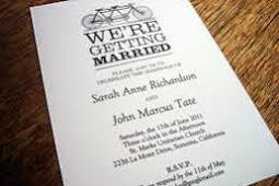 Tips dan Inspirasi Memilih Contoh Wedding Invitation