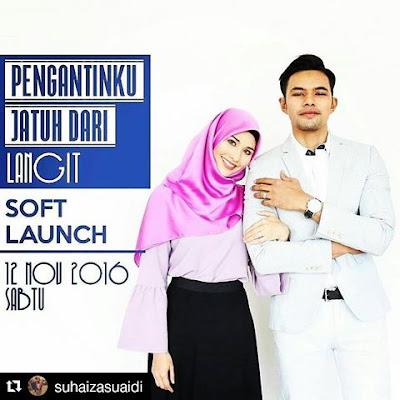 Image result for Drama Terbaru Pengantinku Jatuh Dari Langit