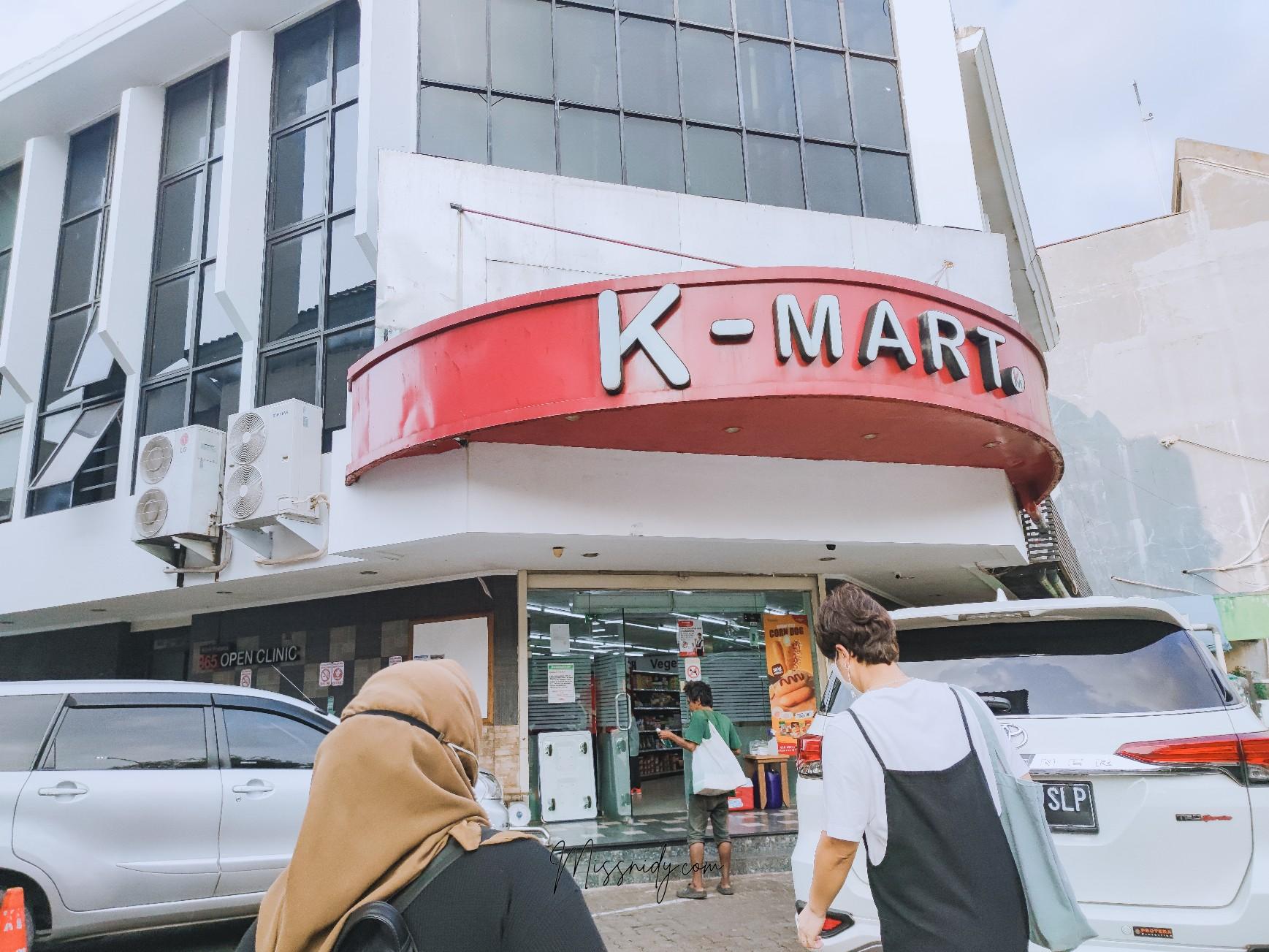 lokasi k-mart darmawangsa